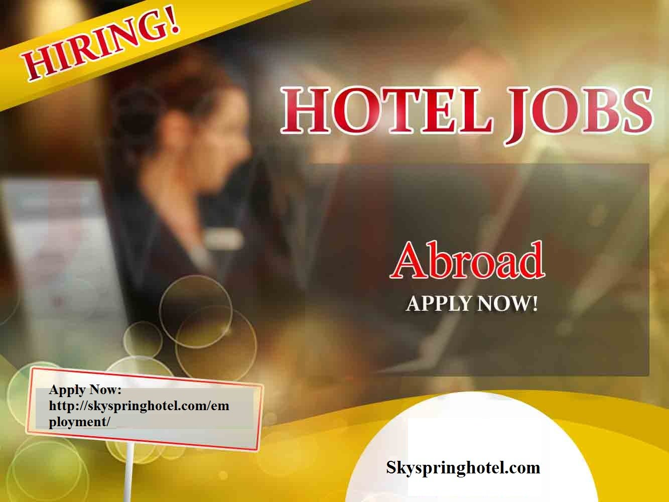 7 Tips For Landing Part Time Assistant Career Jobs In Hotel