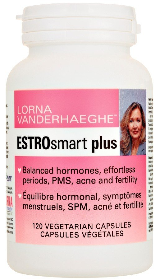 Balance Your Hormones Naturally With Lorna VanderhaegheESTROsmart PLUS With Vitex!