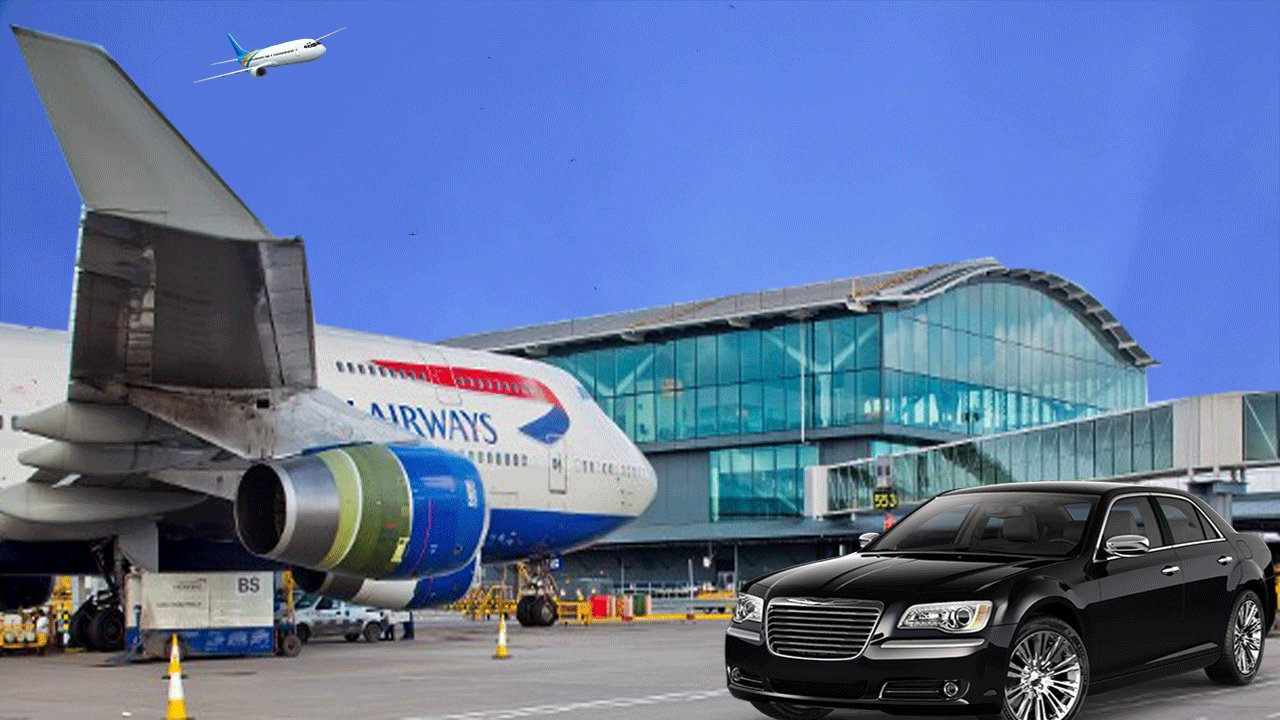 Book Your London Airport Minicab Transfer