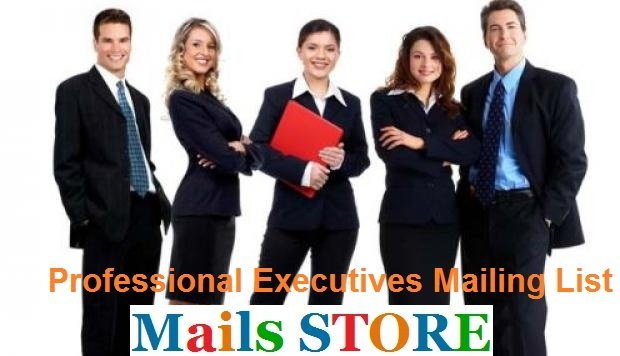 C-Level Executives Email List: CEO, CFO, CMO, CIO, CTO Mailing List At Mails STORE