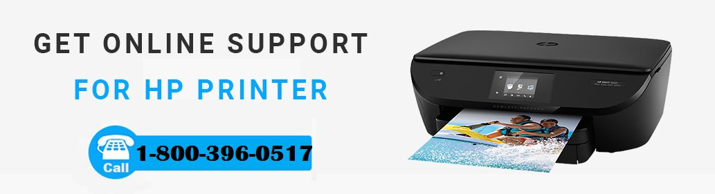 Contact Hp Printer Support At 1-800-396-0517 Phone Number