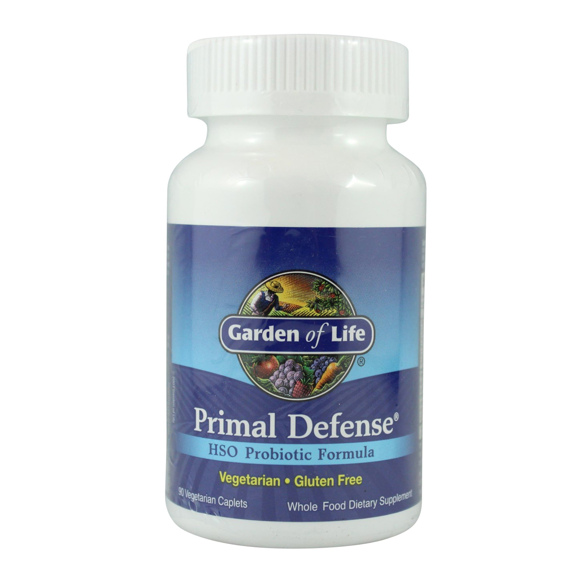 Garden Of Life Probiotics Primal Defense Helps Restore Your Body's Natural Balance