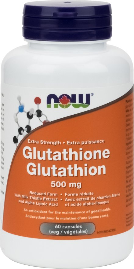 Glutathione Now Known As The Master Antioxidant
