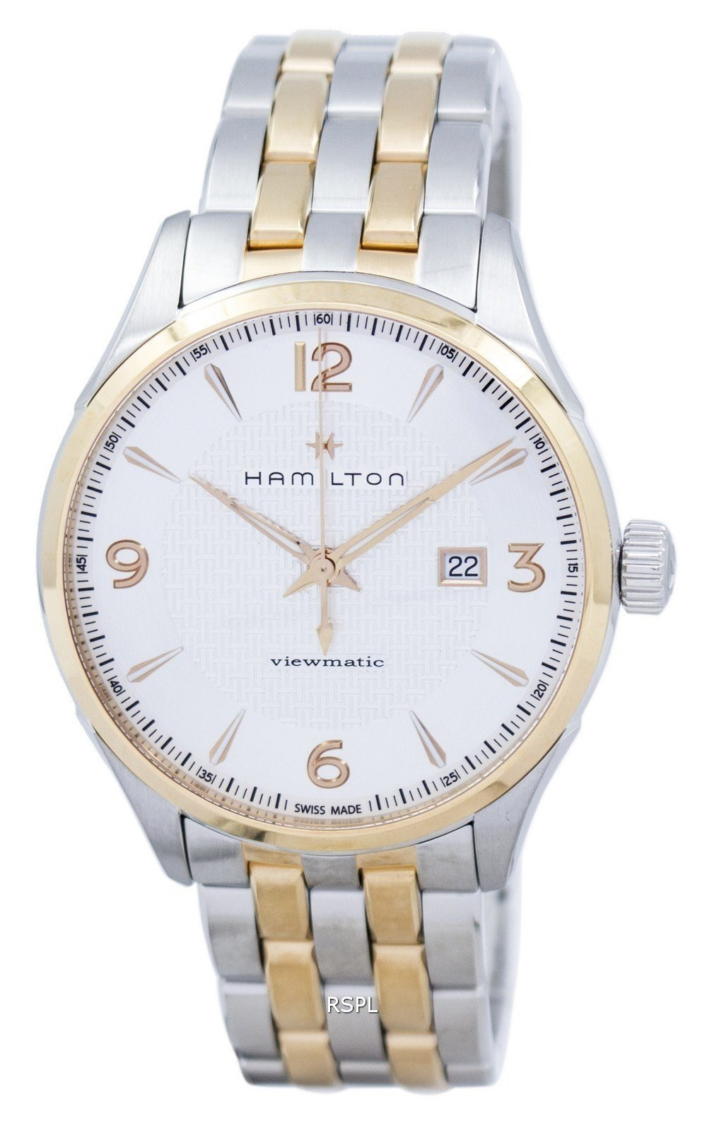 Hamilton Jazzmaster Viewmatic Automatic H42725151 Men's Watch: Shine Your Individuality