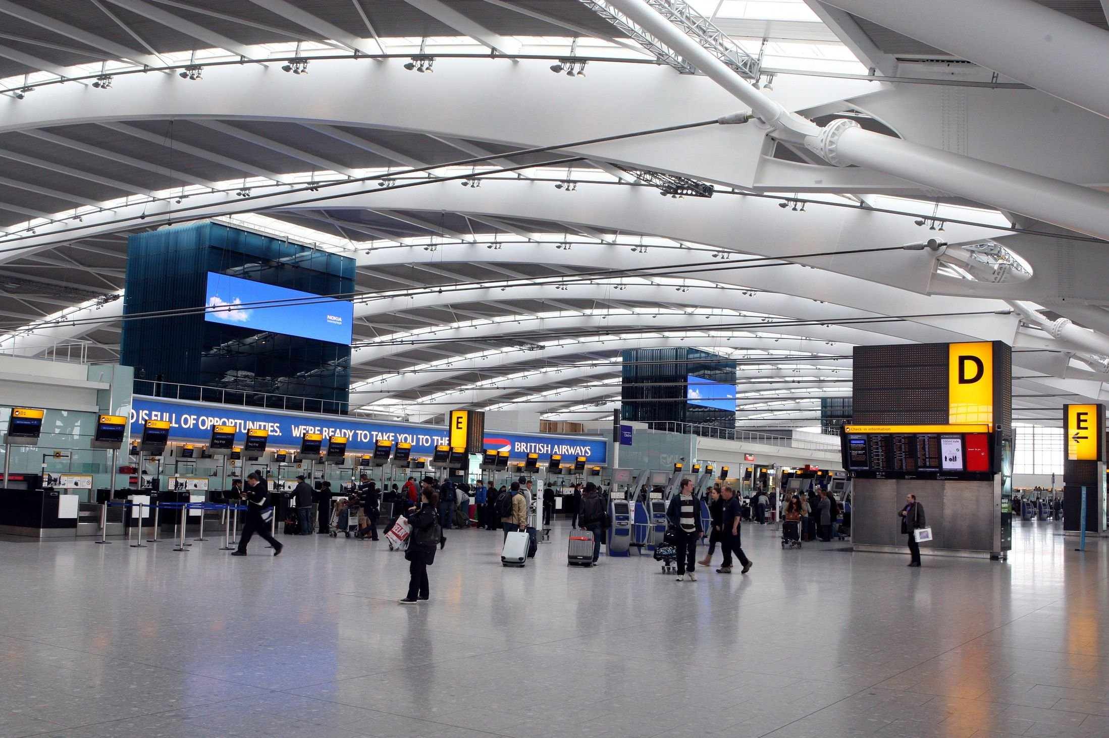 Heathrow Taxi London Is Most Convenient Taxi At London Airports