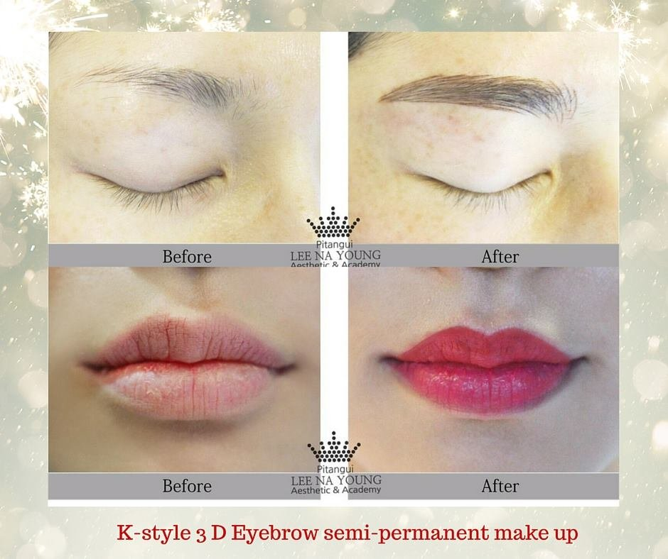 Knowing The Advantages Of Semi-Permanent Eyebrow Makeup