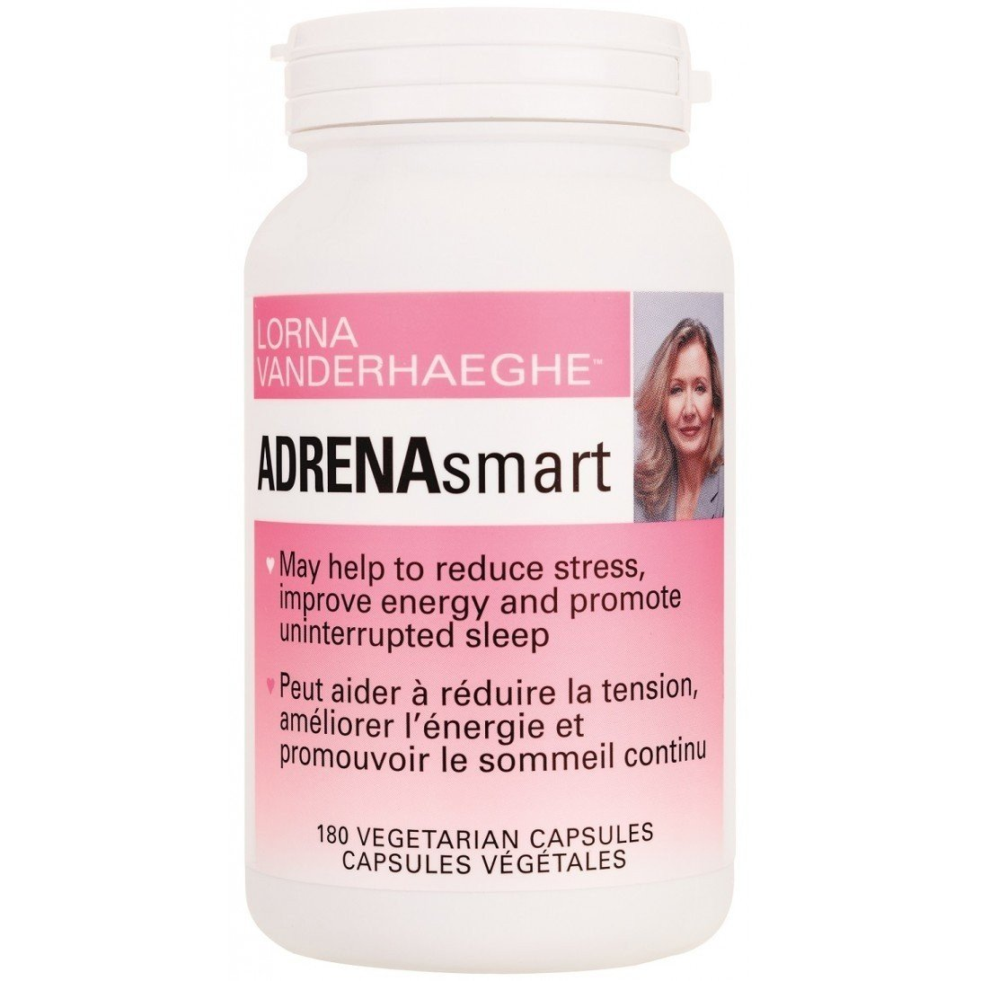 Lorna Vanderhaeghe ADRENAsmart Can Restore Your Adrenal Gland's Natural Functions