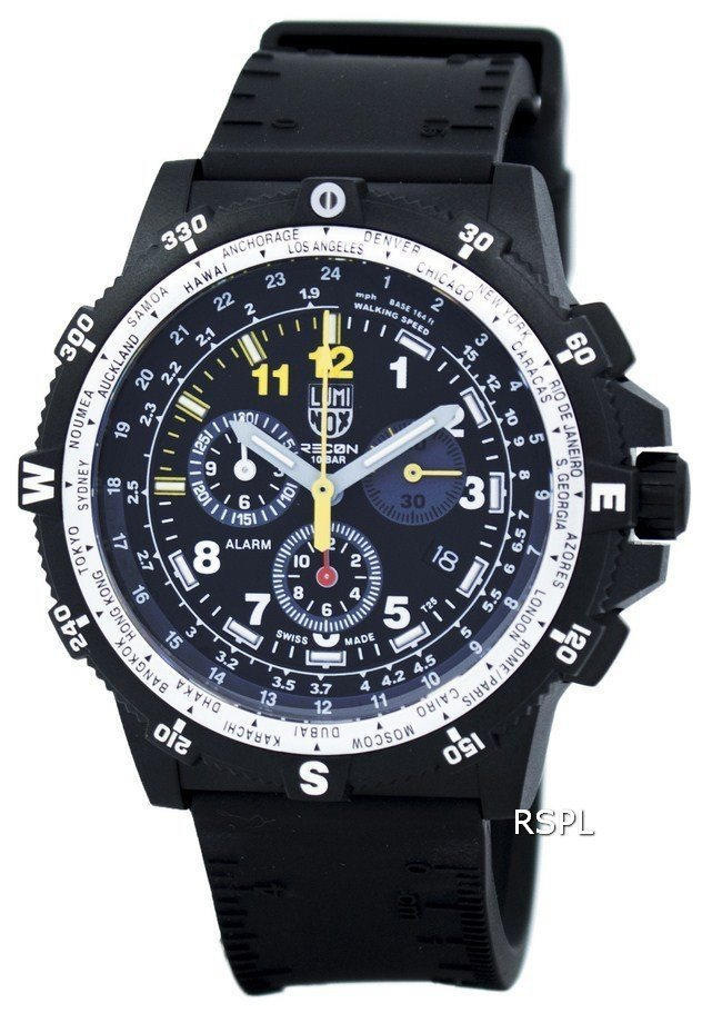 Luminox Recon Team Leader Chronograph 8840 Series Quartz Men's Watch