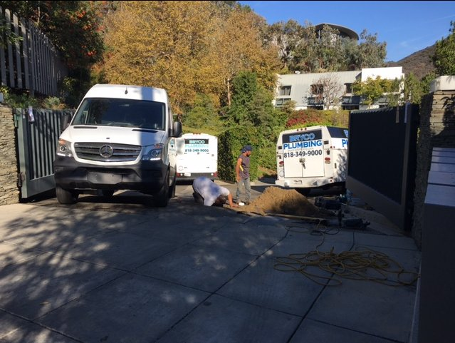 Plumbing Services In Los Angeles