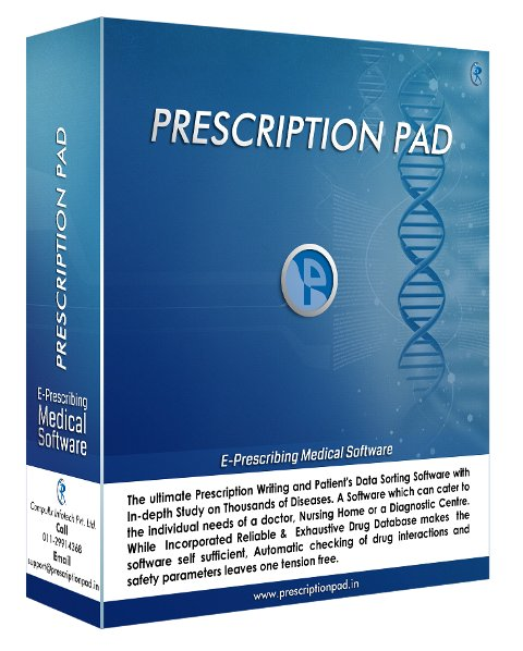 Prescription Pad - EMR And Clinic Management Software