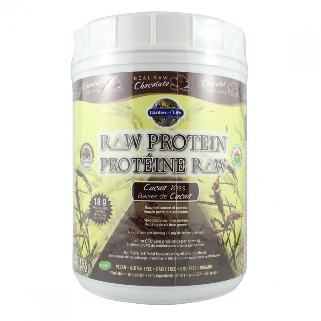 Raw Garden Of Life Protein Can Support Your Exercise Regimen