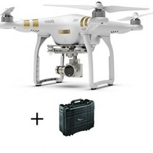 DJI Phantom 3 Professional Drone With Hard Case Including Laser Cut Foam