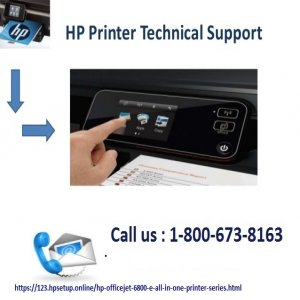 How To Reset The 123.hp.com/officejet Pro 6800 All In One Printer And Fix Some Common Issues
