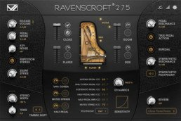 The Absolute Best In Digital Piano Sound: Ravenscroft 275 VI And Kawai VPC1