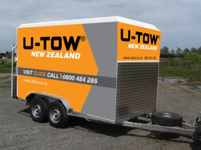 U-Tow Best Trailer Hire Services In New Zealand