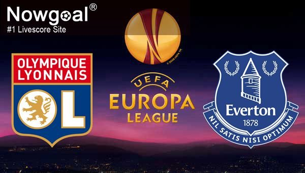UEFA Europa League Lyon VS Everton Tips